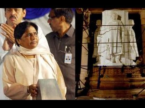Memorial scam  Rs 1400 crore siphoned off by Mayawati government - TV5