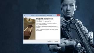getlinkyoutube.com-Como descargar e instalar Euro Truck Simulator 2 Multiplayer