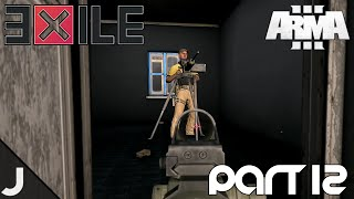 getlinkyoutube.com-ArmA 3: Exile - Part 12 - Spooky MG!