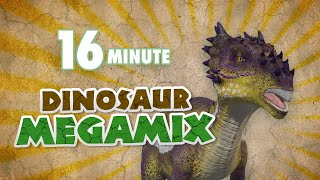 getlinkyoutube.com-Dino Dan - Dinosaur Megamix - 16 Minutes