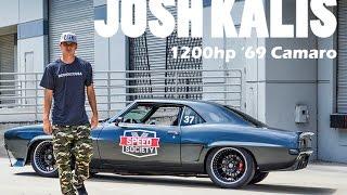 getlinkyoutube.com-Josh Kalis' 1200hp '69 Camaro