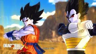 getlinkyoutube.com-ZOMBIE FUSION GOGETA | Dragon Ball Xenoverse [Episode 49]