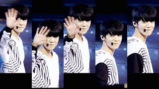 LUHAN's Last Stage with EXO T_T