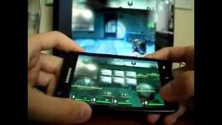 getlinkyoutube.com-Android Galaxy S2 i9100 - Left 4 Dead 2 Gameplay