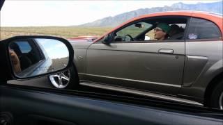 Civic vs Mustang GT