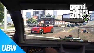 getlinkyoutube.com-GTA 5 시민 대폭동 모드 - GTA 5 Mod Showcase: Ped Riot/Chaos Mod