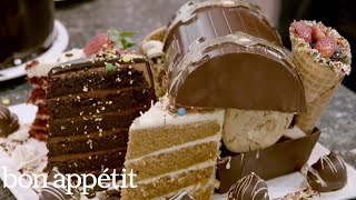 The Most Insane Dessert on the Vegas Strip Is At Caesar's Palace