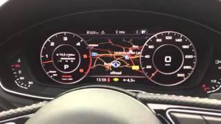 New Audi A4 B9 3.0 TDI Quattro MMI