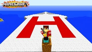 getlinkyoutube.com-HikePlays MINECRAFT - Making an Elevator, Exploring & Building THE HOUSE - Let's Play Minecraft