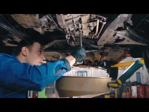 Renault Duster — замена масла в КПП