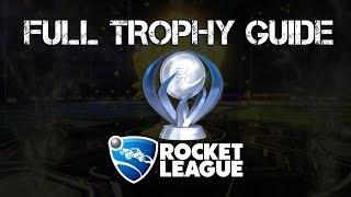 getlinkyoutube.com-Rocket League Full Trophy Guide (PS4)