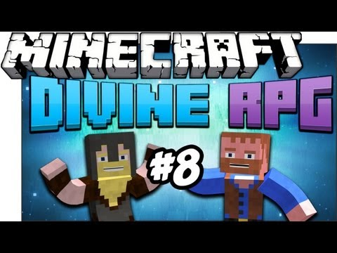 Minecraft: DIVINE RPG Mod | ANCIENT ENTITY, Ep.8