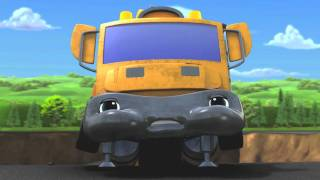 Junkyard Jim -- 3 Short Episodes of new kids animation series