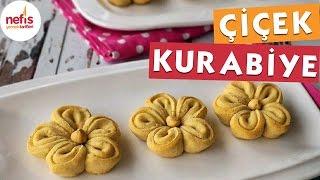 getlinkyoutube.com-Çiçek Kurabiye -Kurabiye Tarifi - Nefis Yemek Tarifi