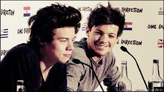 getlinkyoutube.com-Harry & Louis || They fell in love, didn't they?