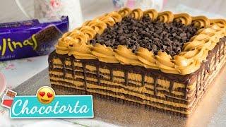 Chocotorta   Postre sin horno   Quiero Cupcakes!