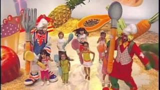 getlinkyoutube.com-Come come come pra mamãe ficar feliz - Patati e Patata