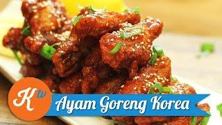 getlinkyoutube.com-Resep Ayam Goreng Korea | SHERLA APRILIA