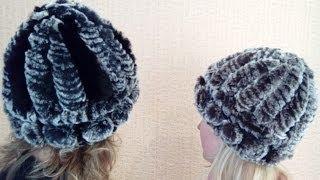 getlinkyoutube.com-Женские шапки.Товар с Китая.