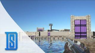 """getlinkyoutube.com-Ark Survival Evolved -  Ark Cribz - """"CrossMyDNA's Base"""""""