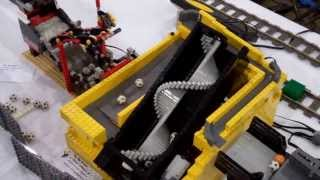 getlinkyoutube.com-Great Ball Contraption - BrickFair VA 2013