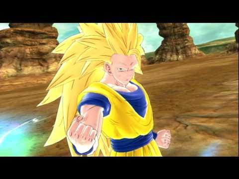 Dragon Ball: Raging Blast 2 - Goku | Galaxy Mode Hd