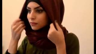 getlinkyoutube.com-Tutorial Cara Memakai Hijab Turkish Style