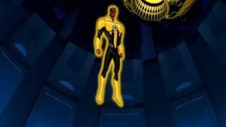 getlinkyoutube.com-Hal vs Sinestro - Red (Death of Me)
