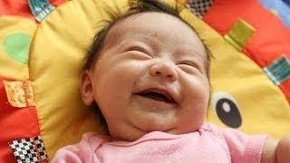getlinkyoutube.com-Videos de Risa de Bebes - Bebes riendose a Carcajadas