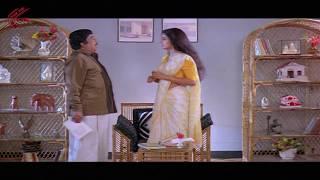 Gautami Fall In Love With Karthik Nice Scene || Bangaru Papa Movie || Karthik, Gautami