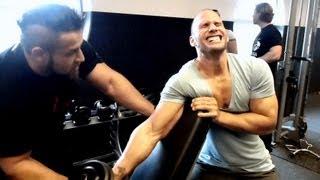 getlinkyoutube.com-Let's Pump Muscles #60 Es muss schmerzen!!!