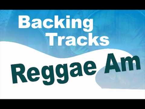 Guitar Backing Track: Nacked Reggae A minor (Joe Satriani, Jeff Beck, Steve Vai style)