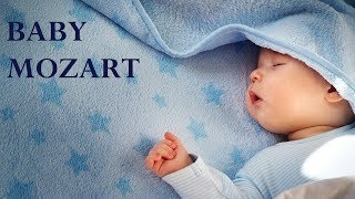 💛 MOZART EFFECT 💛 Douce Berceuse Pour Endormir Bébé Facilement 💛 Sweet Lullaby To Sleep Baby Easily width=