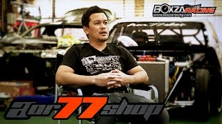 getlinkyoutube.com-Aor 77 Shop - สัมภาษณ์คุณ อนุสิทธิ์ อุดมพันธ์ แห่งอู่อ๋อ 77 By BoxzaRacing