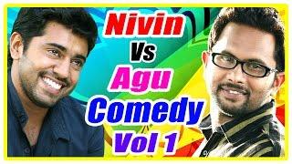 getlinkyoutube.com-Nivin Pauly Vs Aju Varghese Comedy scenes | Vol 1 | Kunchako Boban | Vineeth Sreenivasan | Nazriya