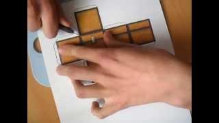 getlinkyoutube.com-Minecraft Papercraft: how to make great quality chest