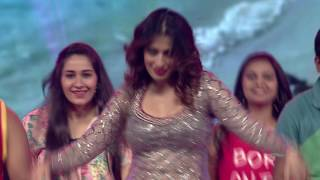 Lekshmi Rai's sizzling performance | Mirchi music awards south 2015