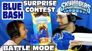 getlinkyoutube.com-Blue Bash Surprise / Contest / Battle Mode (Toys R Us Variant - Discontinued)