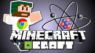getlinkyoutube.com-Aprendendo Física Quântica com Minecraft! - QCraft