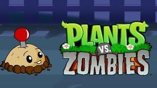 getlinkyoutube.com-Plantas vs zombies animado (PARODIA) Plastilina