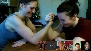 getlinkyoutube.com-Webcast 2 Excerpt: Armwrestling, Virtual Armwrestling, Virtual Contests