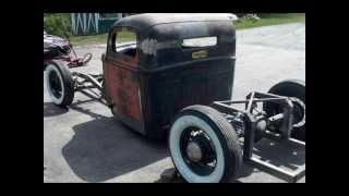 getlinkyoutube.com-46 Ford Hot Rod Rat Rod build Part 2
