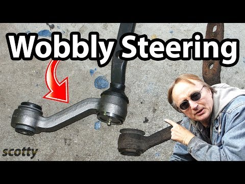 How to Fix a Wobbly Steering Wheel (Idler Arm Replacement)