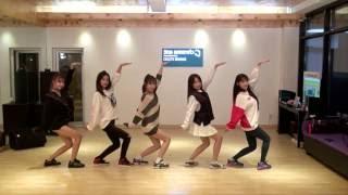 getlinkyoutube.com-Crayon Pop - 두둠칫 (Doo Doom Chit) Dance Practice (Mirrored)