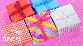getlinkyoutube.com-สอนพับกล่องของขวัญ จากกระดาษสีสวย