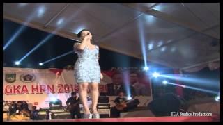 """getlinkyoutube.com-ZASKIA GOTIK GOYANG RIBUAN WARGA BATAM dengan lagu """"CINTA SATU MALAM"""""""