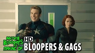getlinkyoutube.com-Avengers: Age of Ultron (2015) Bloopers, Gag Reel & Outtakes