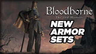 getlinkyoutube.com-New Armor Sets in Bloodborne: The Old Hunters