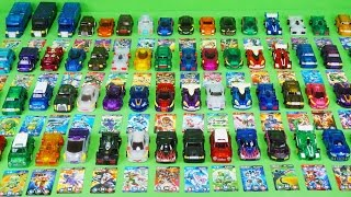 getlinkyoutube.com-다 모았다?? 터닝메카드 1기 장난감 64종류 메카니멀 카드 네오 요타 엑스 포함 소개 Turning Mecard Car Toys