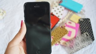 getlinkyoutube.com-Mostre Seu Iphone + Cases